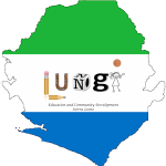 Lungi Sierra Leone Charity logo