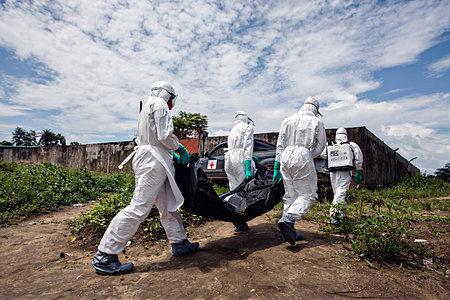 Ebola Crisis Appeal